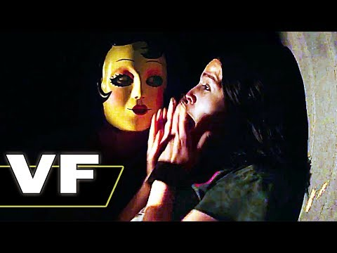 THE STRANGERS 2 Bande Annonce VF ✩ Thriller, 2018 streaming vf