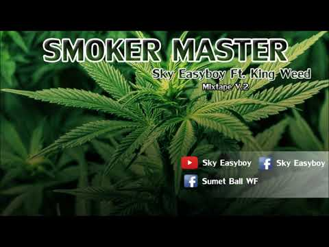 Sky Easyboy - Smoker Master Ft.King Weed [Official Audio] mp3