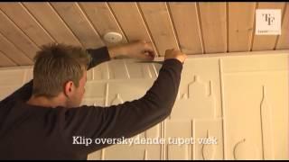 Opsætning af tapet - Vejledning til tapetsering fra Tapetforum.dk