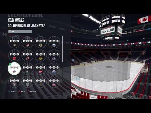 NHL 18 Jersey Designs Metropolitan Division E1