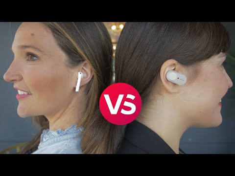 Airpods 2 vs Sony's new True Wireless Earbuds