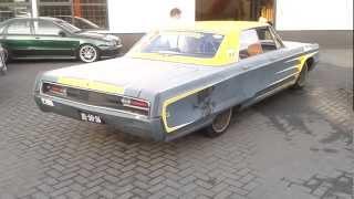 Chrysler newport 383 mopar soundcheck