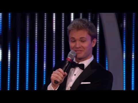 Laureus Breakthrough of the Year - Nico Rosberg