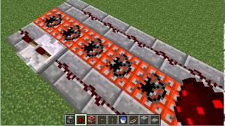 como fazer canhão de TNT e metralhadora no minecraft