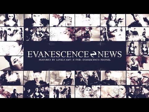 Evanescence News: Coming Soon (April 21st) (CC)