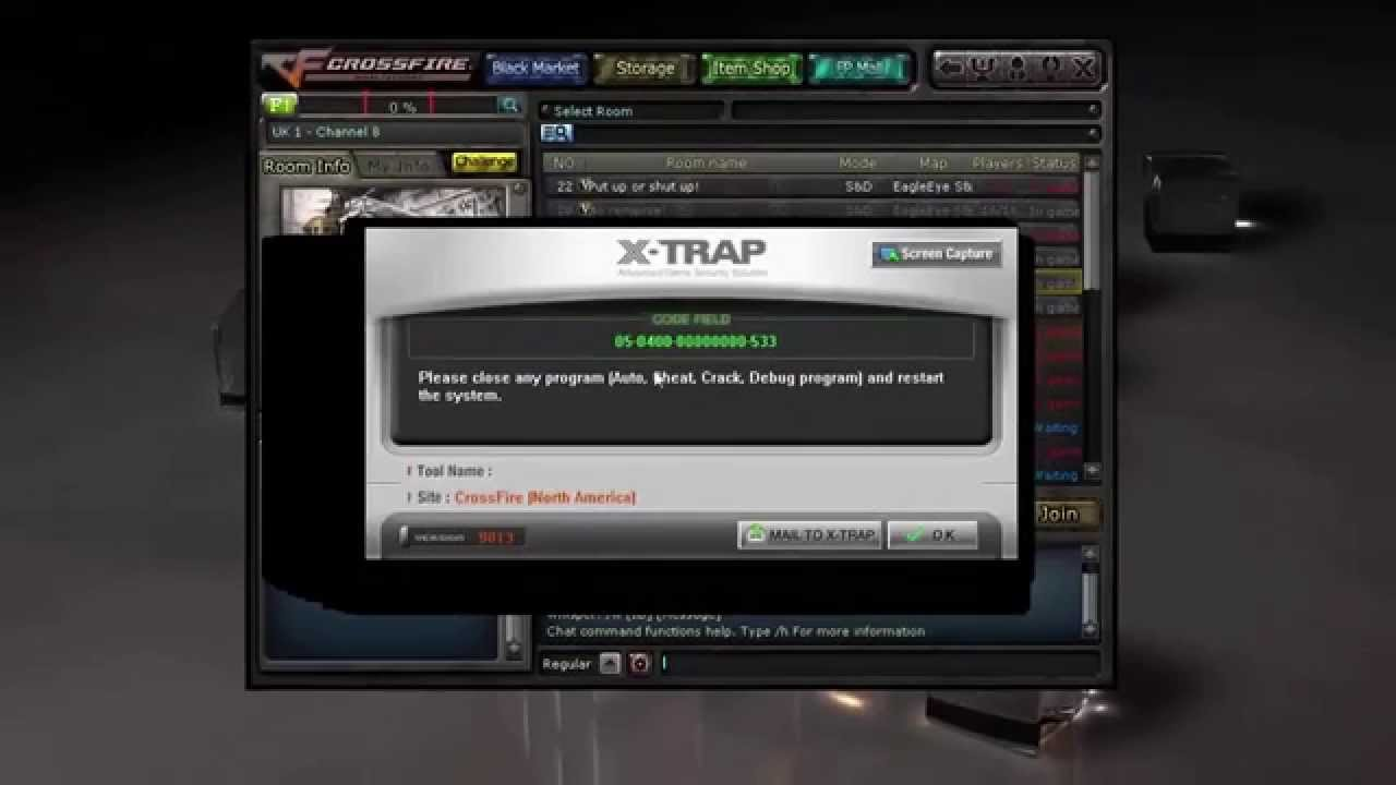 old xtrap