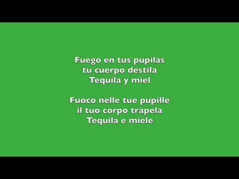 Ricky Martin Feat Yotuel  La Mordidita Testo+Traduzione ITA