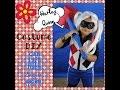 How To make Harley Quinn Costume DIY dc superhero girls