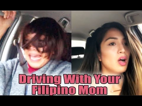 Driving With Your Filipino Mom from YouTube · Duration:  3 minutes 57 seconds