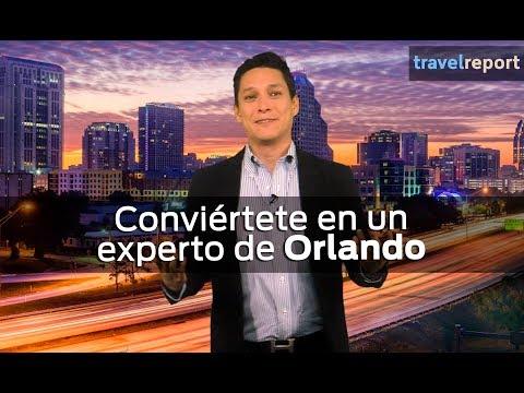 Conviértete en un experto de Orlando, el destino número uno para familia