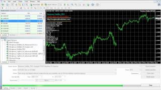 Forex Robot 2013 EUR/USD by MorpheusFxSolutions