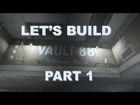 Fallout 4 Let's Build: Vault 88 - Part 1