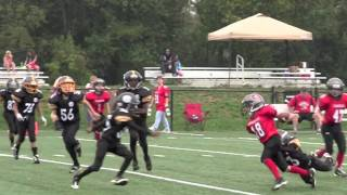 UCYFL Football 2011 - 9U EJS (White) vs Emmorton (Black)