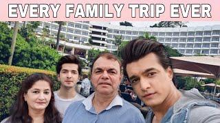 Family Trip Zaruri Hai ft Mohsin Khan
