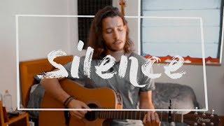 Silence - Marshmello Ft. Khalid (Andrés Agurto Acoustic Cover)