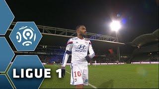 Olympique Lyonnais - Toulouse FC (3-0) - Highlights - (OL - TFC) / 2014-15