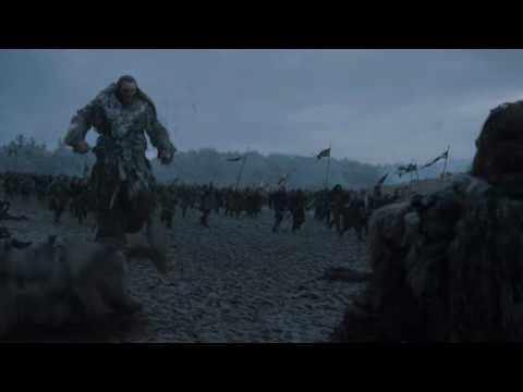 Game of Thrones - The Battle of the Bastards - AC/DC - Hells Bells Mashup (*Spoilers*)