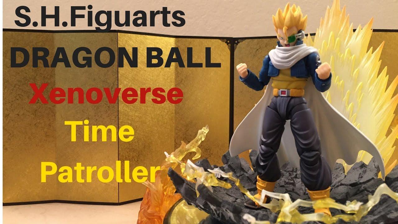 BANDAI S.H.FIGUARTS DRAGON BALL TP XENOVERSE EDITION TIME PATROLLER