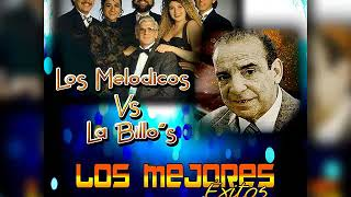 Los Melodicos VS La Billo' s Dj Juan Mix Ft DG Edixon Salave  mp3
