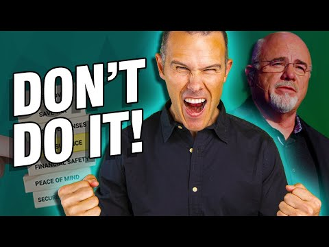Dave Ramsey Right:  Life Insurance Is NOT A Good Investment