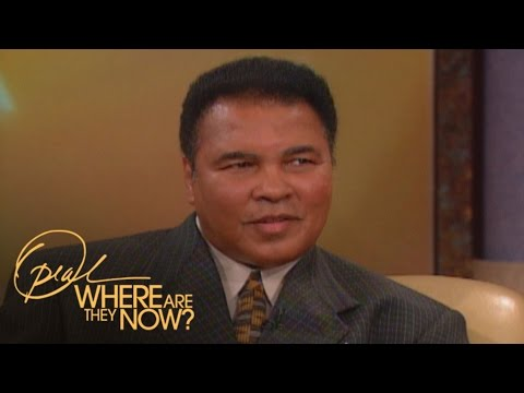 Muhammad Ali on Being Humbled by the World's Attention | Where Are They Now | Oprah Winfrey Network