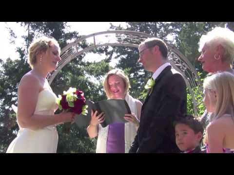Lisa Turner & Michael Wheeler's Lummi Island Wedding