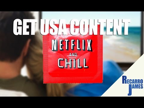 How to unblock and view Netflix USA content worldwide