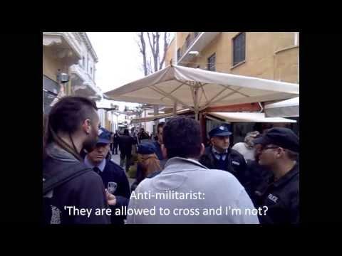 Demilitarized Nicosia (15-02-2014)