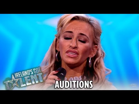 Sharyn Ward: They Ask Her For A Second Song...Watch What Happens! | Ireland's Got Talent 2019