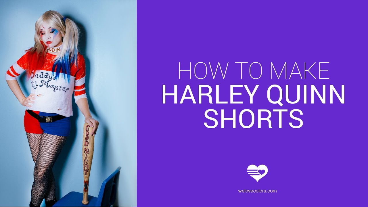 How To Make A Harley Quinn Costume From Suicide Squad 4