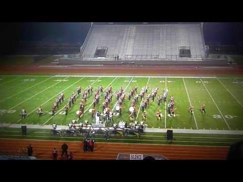 Argyle High School Marching Band '09-'10: Ef/x