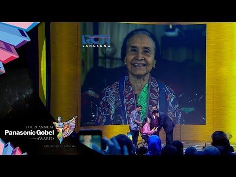 Sus Salamun   Anugerah Khusus   Panasonic Gobel Awards 2018