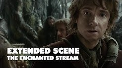 The Hobbit : The Desolation of Smaug - Extended Scene - The Enchanted Stream [HD]