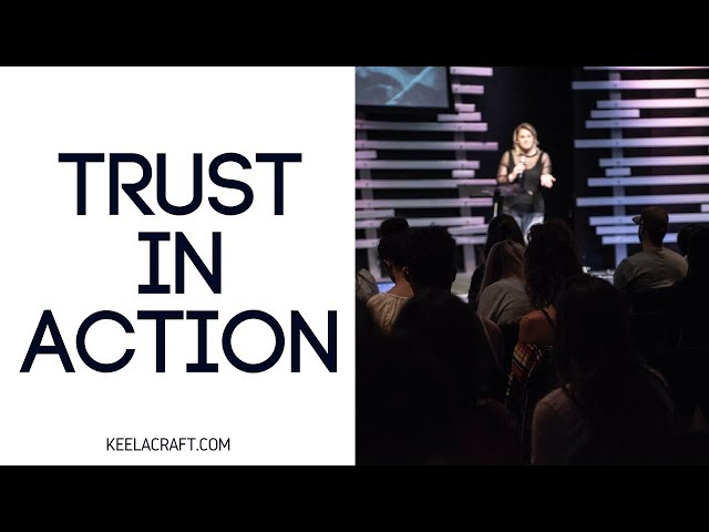 TRUST IN ACTION - KEELA CRAFT AMBROSE
