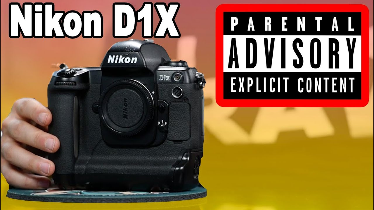 "Download Nikon D1X ""5 Min Portrait"" Photo Challenge: Using A 15-yr-old DSLR On A Professional Photo Shoot"