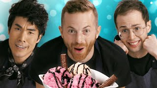 Download The Try Guys Make Ice Cream Without A Recipe Mp3 and Videos