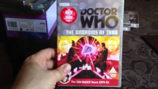Doctor Who DVD Review 5 - The Key To Time Boxset