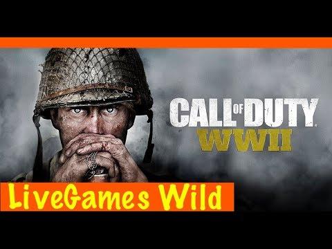 Call of Duty World War 2 Gameplay Live Games Wild | WW2 Live Stream