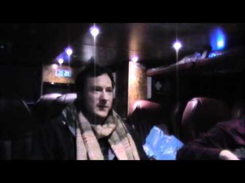 Screamo.co.uk interview Paul Burnette of Darkest Hour, part 1 at Manchester Academy, 28/01/11
