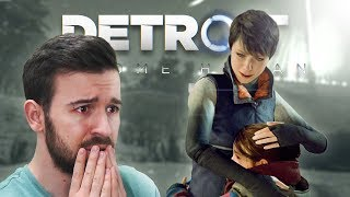 У АНДРОИДОВ ЕСТЬ ДУША - ФИНАЛ Detroit: Become Human #9