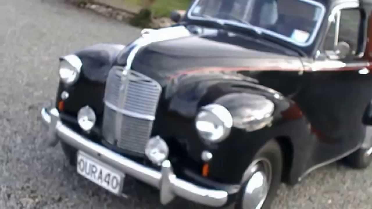 Austin Waimak Classic Cars New Zealand Youtube