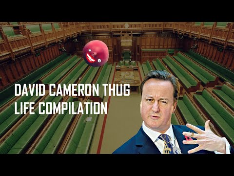 David Cameron - Thug Life Compilation