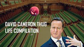 david cameron thug life compilation