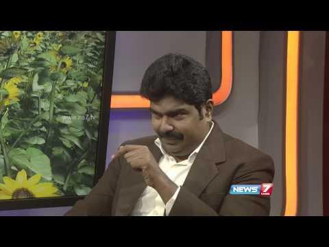Dr. Vijay Shankar, a well-known Ophthalmologist & Actor Jaishankar's son speaks to News7 1/2