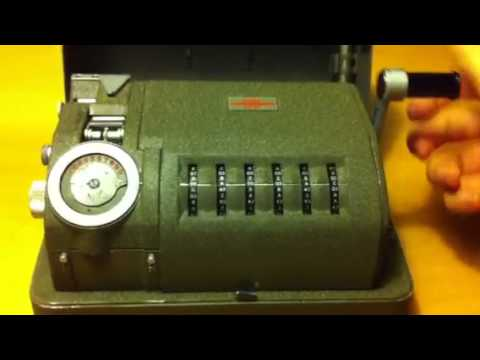 CX-52 Cipher Machine