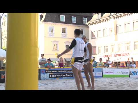 Video: Mikasa Fotvolleyboll