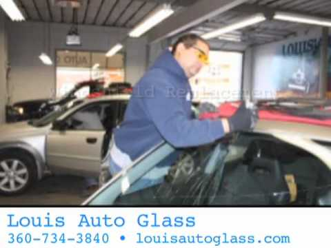 Louis Auto Glass, Bellingham, WA