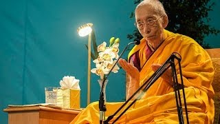 Geshe Kelsang Gyatso - Fall Festival 2013 Introduction