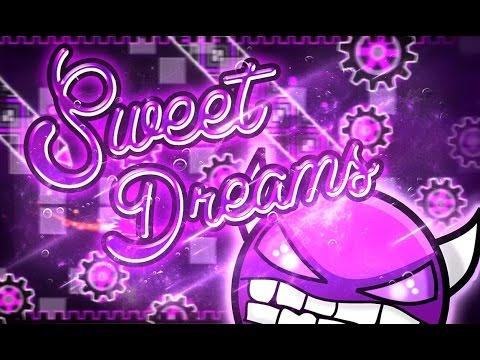 Geometry Dash - Sweet Dreams [DEMON] - By: TrueAspiral (On Stream)