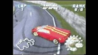 Automobili Lamborghini Nintendo 64 Gameplay_1997_10_22